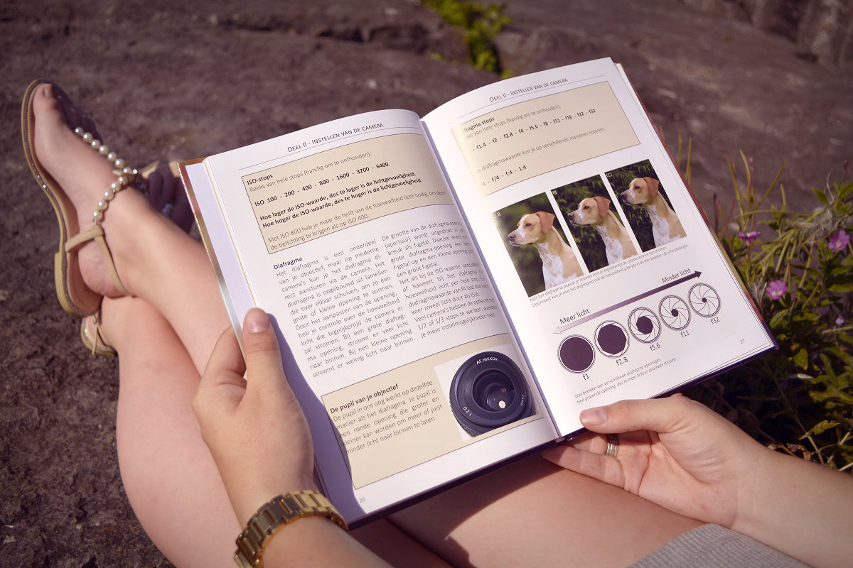 hondenfotografie-boek-buiten