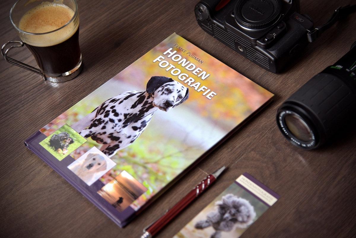 Hondenfotografie-boek